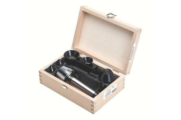 Live centres- Mount MK 5, Size 110, completeall inserts in a sturdy wooden case
