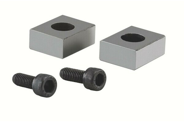 Fixed slot nuts, size 20x22, hardened+ ground,fixing screw