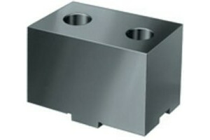 Top jaw AB special width+ height, size 350+400, 4 jaw set, unhardened, 16MnCr5, DIN 6350 - 1