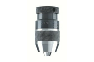 Quick-action drill chuck SPIRO-I 16, Mount B 18, run-out accuary 0,05 mm - 1