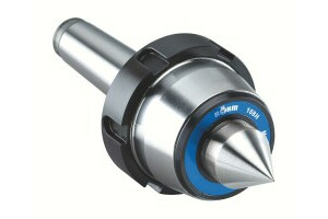 Live centres- tip angle 60°, Mount MK 5, Size 110, HGdraw-off nut - 0