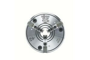 DURO-T, size 630, KK 11, ISO 702-3,with studs and locknuts, with reversible one-piece jaws - 1