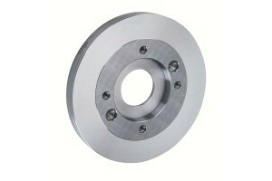 Short-taper adapter plate, outer dia. 250, KK 8, ISO 702-3 - 1