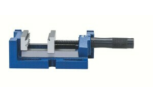 Drilling machine vice DPV 3-W, size 2, jaw width 100,V-jaw+ normal jaw SBO - 1